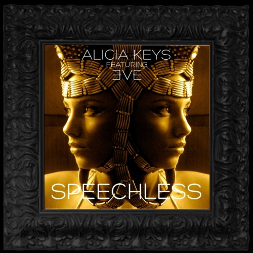 Alicia Keys - Speechless feat. Eve