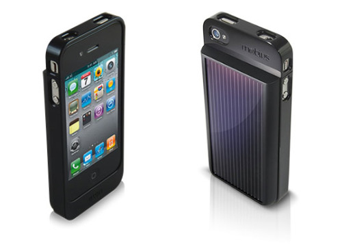Eton Mobius Solar Charging Case for iPhone4