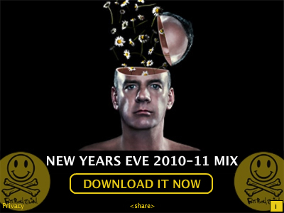 Fatboy Slim - New Years Eve Mix 2010-11