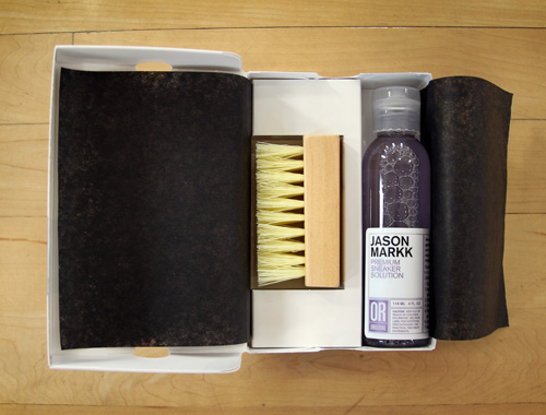 Jason Markk Premium Sneaker Solution Set