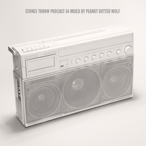 Stones Throw 2011 Mixed by Peanut Butter Wolf