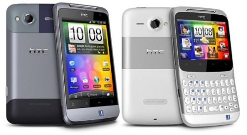 HTC Salsa / Chacha