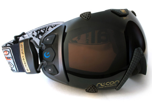 Zeal Optics Transcend GPS Goggle