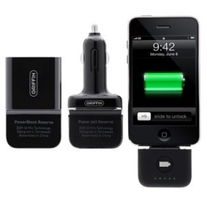 Griffin PowerDuo Reserve for iPhone and iPod