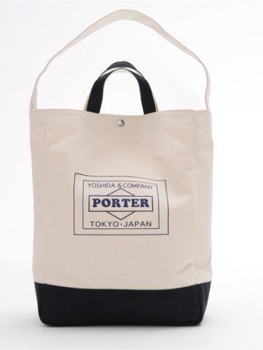 LOWERCASE PORTER Tote Bag