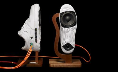 Sneaker Speakers