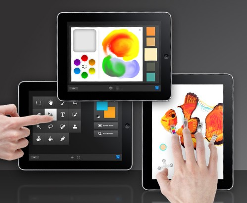Adobe Photoshop Touch Apps