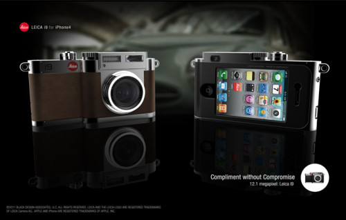 Leica i9 for iPhone4