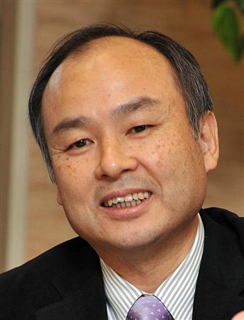 SoftBank CEO 孫正義
