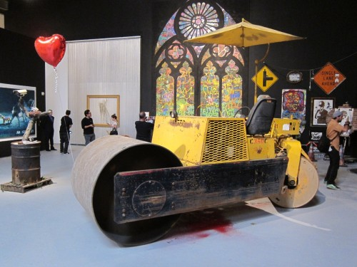 Banksy – Art In The Streets @ MOCA