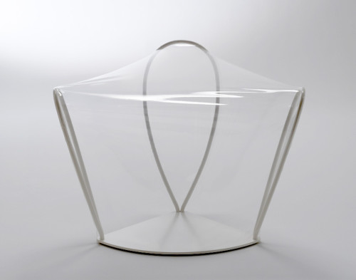 nendo Transparent Chair