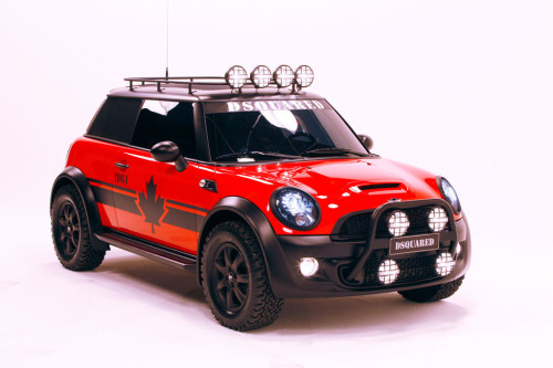 BMW MINI Cooper S 'Red Mudder'
