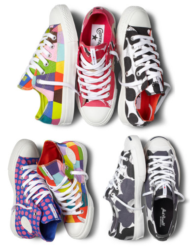 Converse × Marimekko Fall 2011 Collection