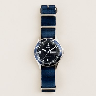 J. Crew × Timex Andros Watch