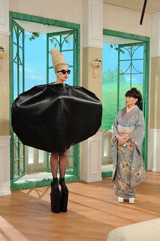 Lady Gaga × Tetsuko Kuroyanagi