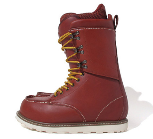 Burton × Red Wing Rover Limited Boot