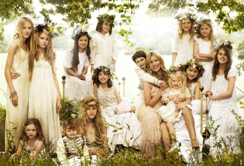 The Official Kate Moss Wedding Photos