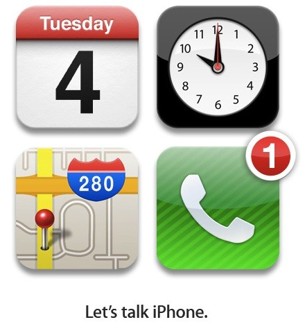 Apple Lets talk iPhone