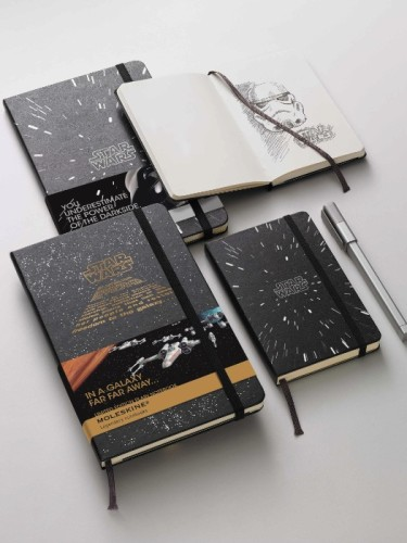 Star Wars × Moleskine