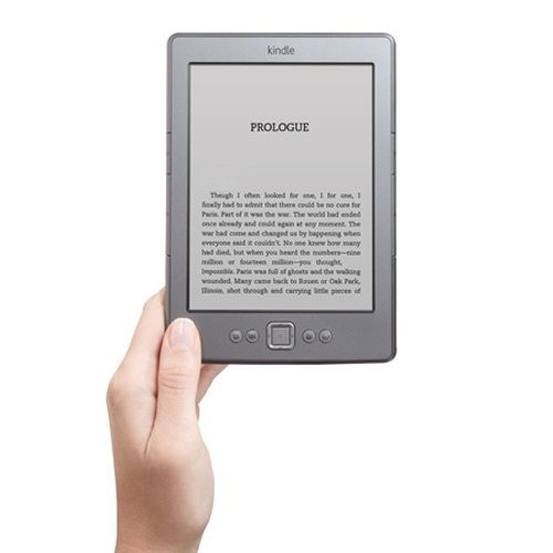 Kindle Wi-Fi E Ink