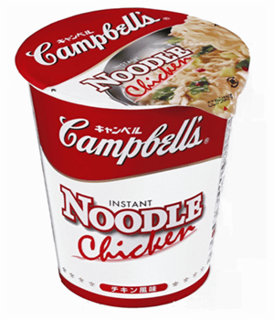 Campbell Noodle