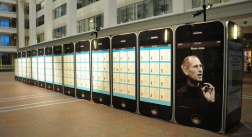 US Patent And Trademark Office Highlights Steve Jobs's Innovations