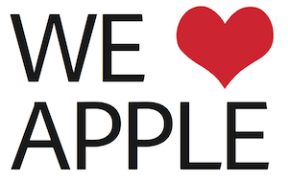 We Love Apple