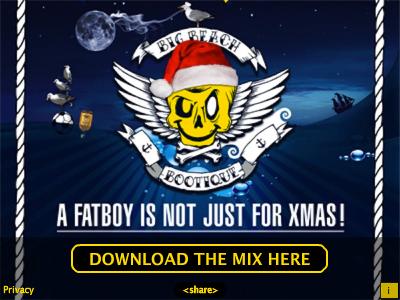 Fatboy Slim Xmas Mixtape