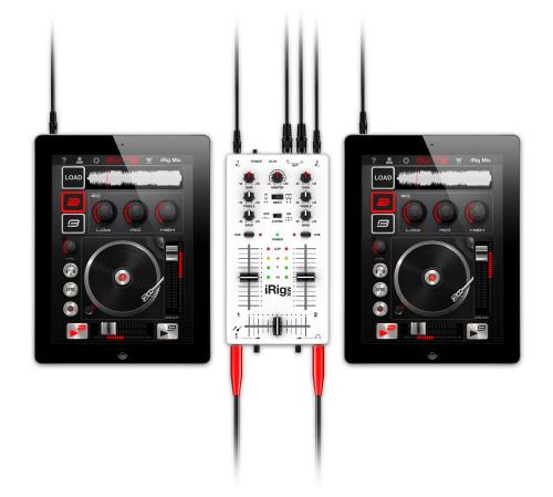 iRigMix & DJ Rig
