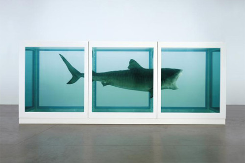 Damien Hirst Website