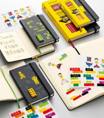 LEGO x Moleskine