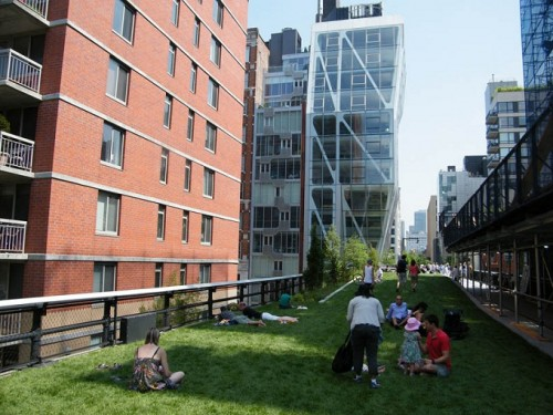 High Line Park New York