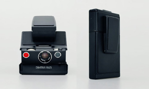 SX-70 Black Label Edition Camera Kit