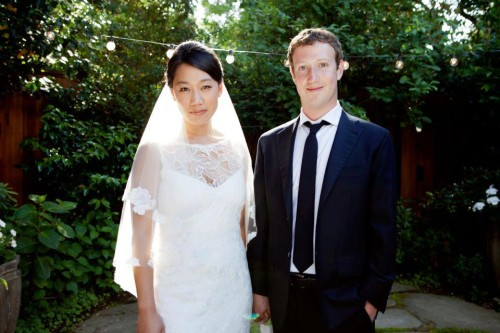 Mark Zuckerberg Married Priscilla Chan