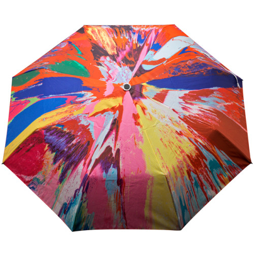 Beautiful Amore Umbrella by Damien Hirst