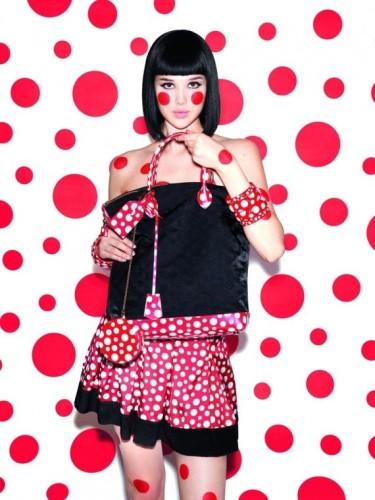Louis Vuitton x Yayoi Kusama