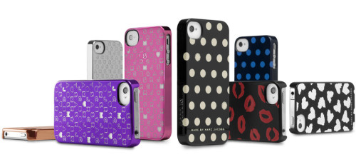 Marc by Marc Jacobs x Incase iPhone 4:4S Case