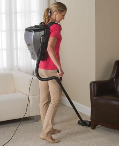 The Backpack Vacuum