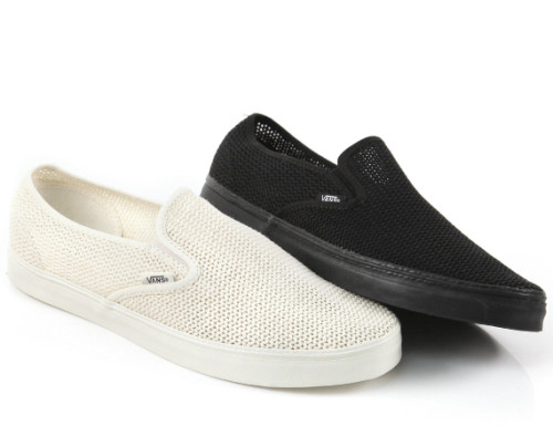 The Vans LP Mesh Slip-On CA