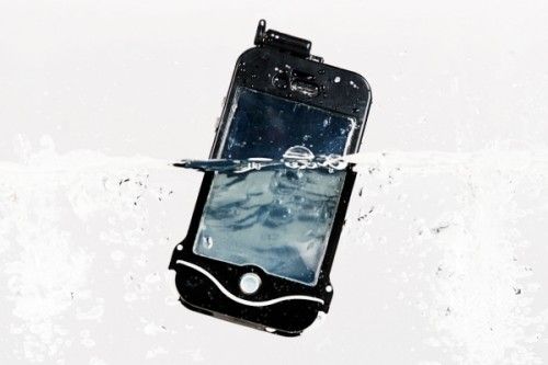 The iPhone Scuba Suits
