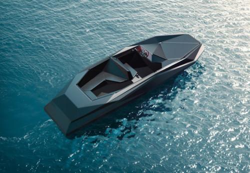 Zaha Hadid - Z Boat