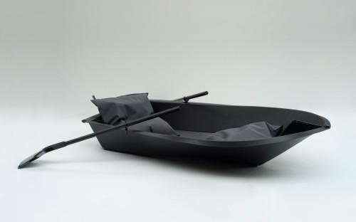 Fold boat