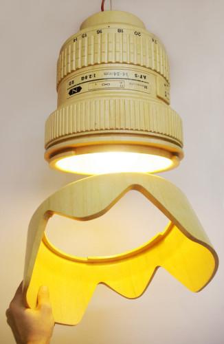 DSRL Paparazzi Lamp