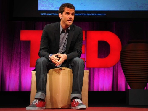Graham Hill - Less Stuff, More Happiness - TED talks