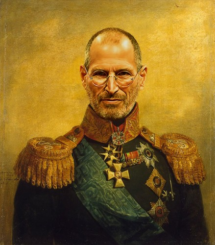 Steve Jobs - Replaceface