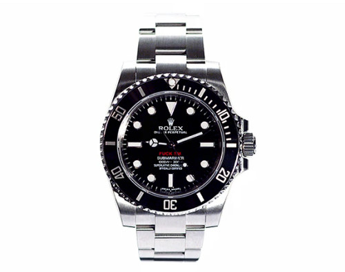 Supreme Customized Rolex Submariner