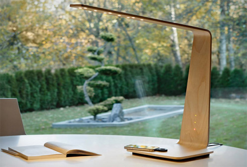 Tunto Powerkiss Lamp with Wireless Charger