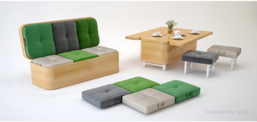 Сonvertible Sofa