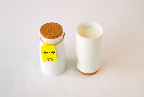Milk cup - TENT1000