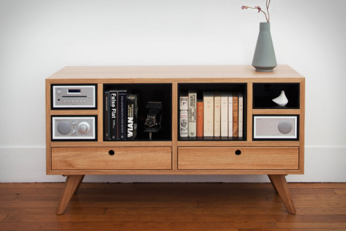 The Hansen Family × Tivoli Audio Sideboard
